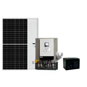 kit solar 880W